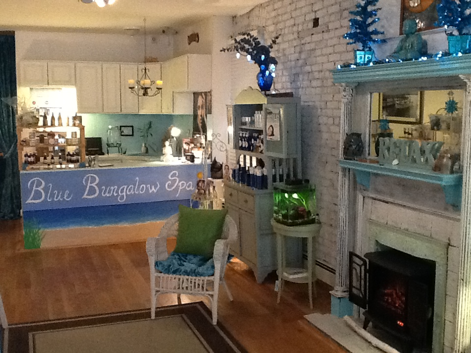 Blue Bungalow Spa Welcomes You