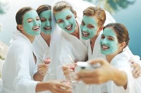 Spa Parties available at Blue Bungalow Spa in Rockaway Beach, NY